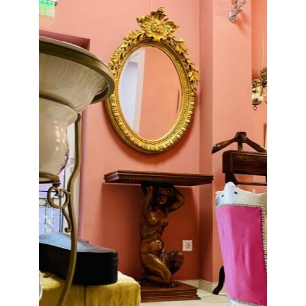 """Голямо овално огледало """"Луи XVI"""""""