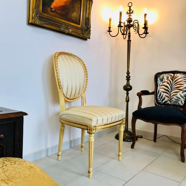 """Единичен стол """"Луи XVI"""""""