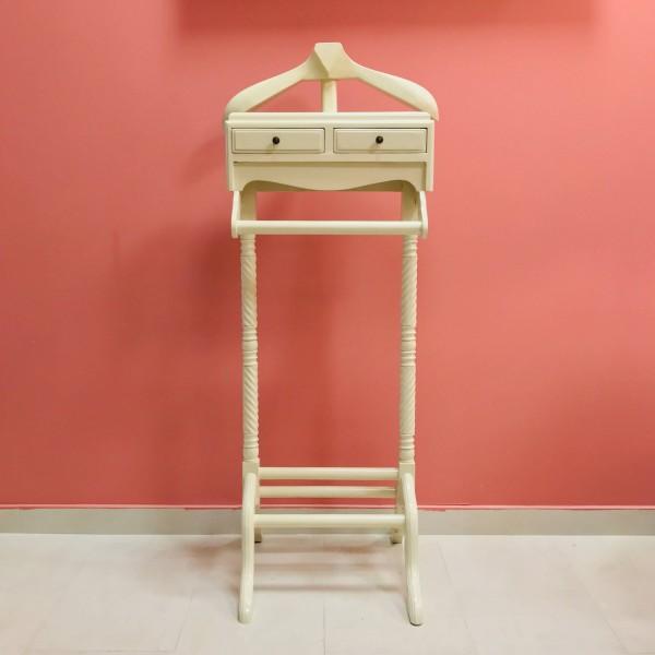 Щендер / закачалка за тоалет - (бяла)