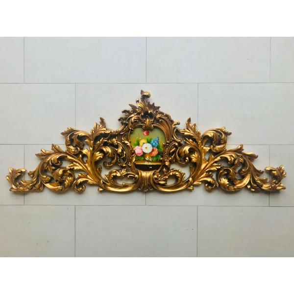 Голям фриз за стена - Златен Барок