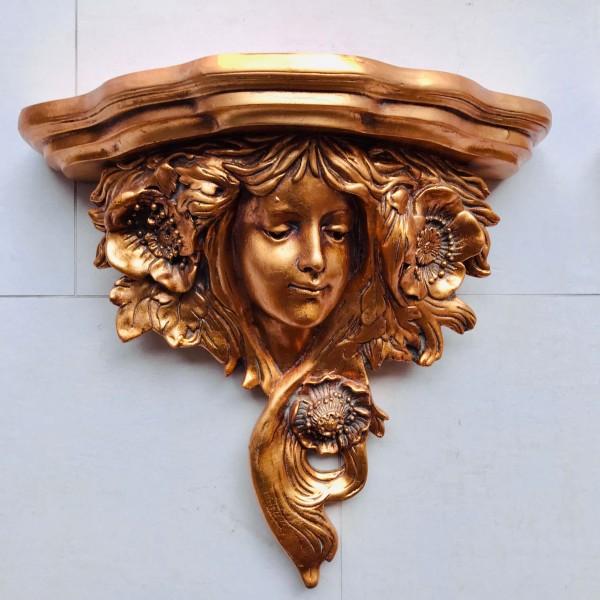 Голяма конзола за стена - Венера (лява)