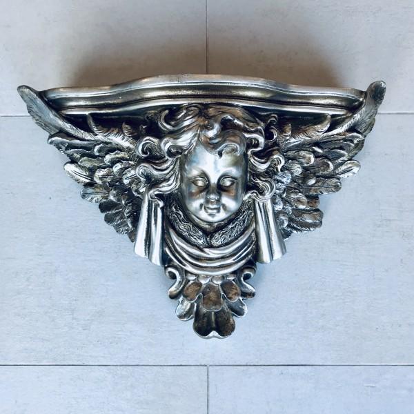 Конзола за стена - Ангелско лице
