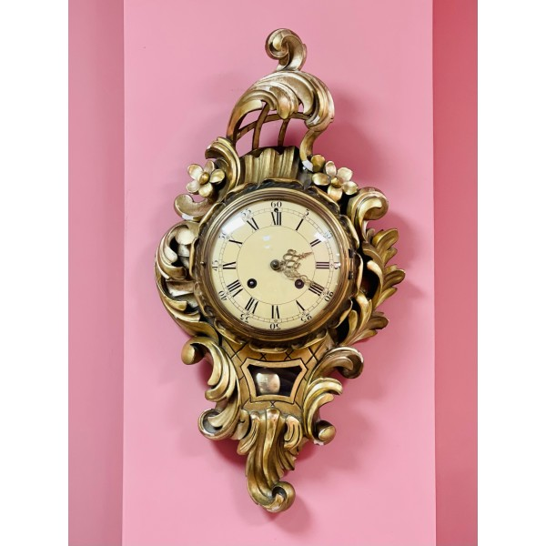 "Винтидж  шведски часовник ""Westerstrand"""