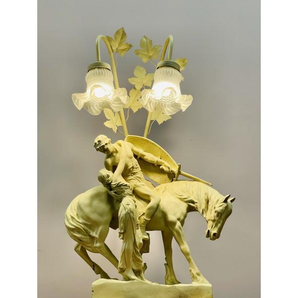 """Фигурална настолна лампа """"Fantasy"""""""