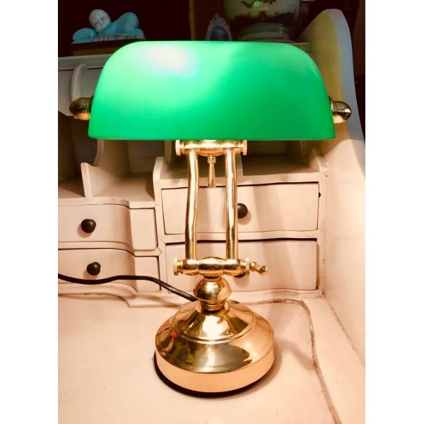 Малка лампа - Банкер