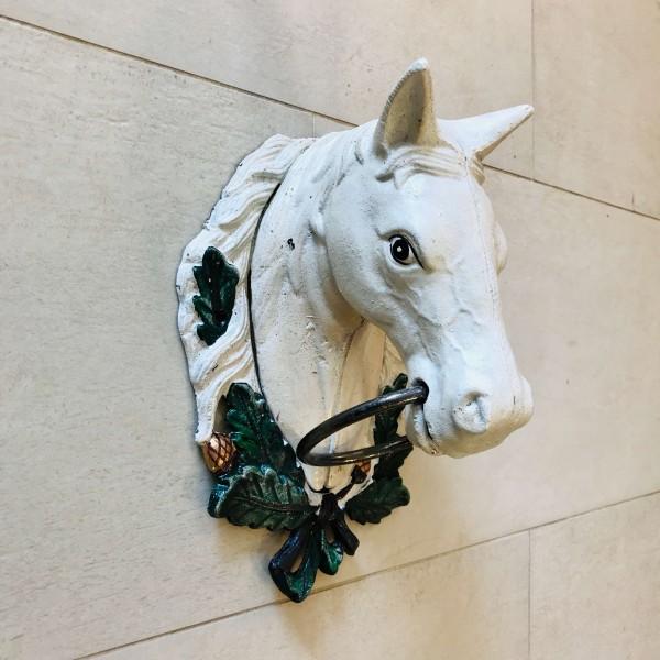 Закачалка - Конска глава (бяла)