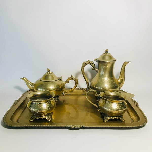 Сет за чай / кафе 3