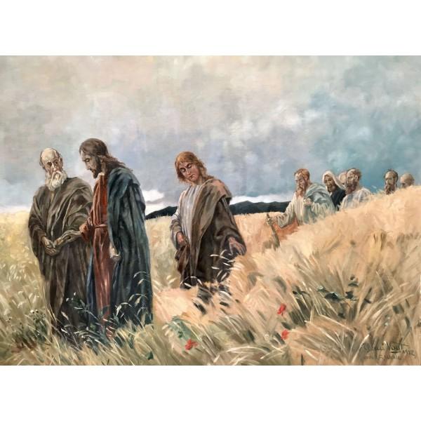 """Картина """"Пътят на вярата"""""""