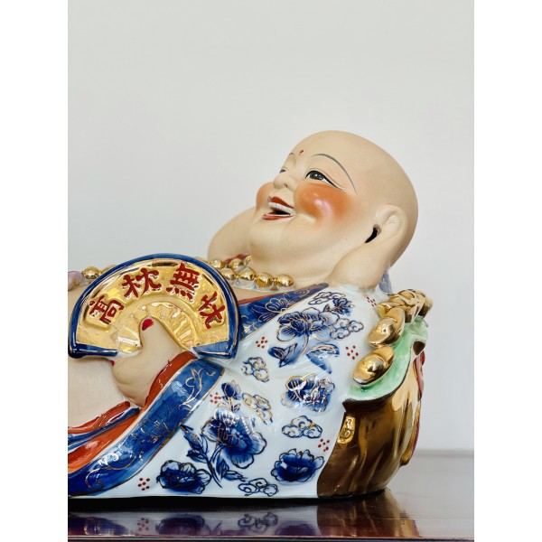 Порцеланова фигура - Смеещия се Буда