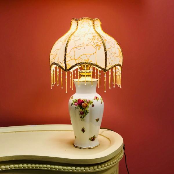 """Настолна лампа """"Old Country Roses"""" - Royal Albert"""