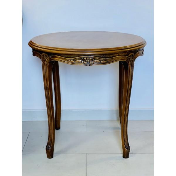 """Кръгла холна маса """"Луи XV"""""""