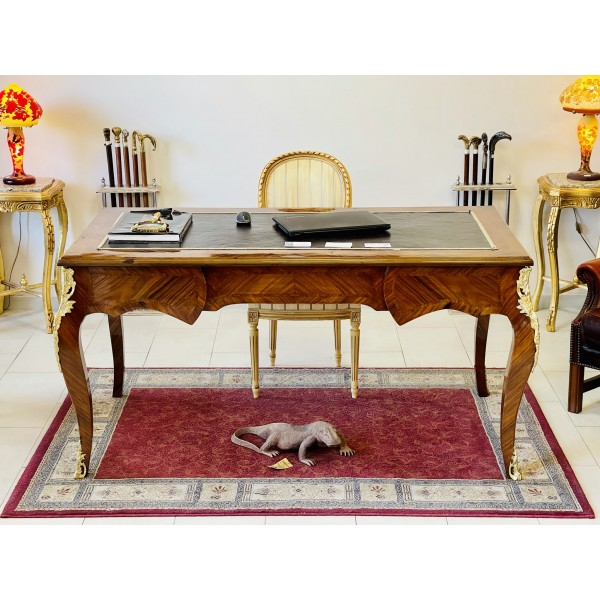 "Голямо класическо писалище / бюро ""Луи  XV"""