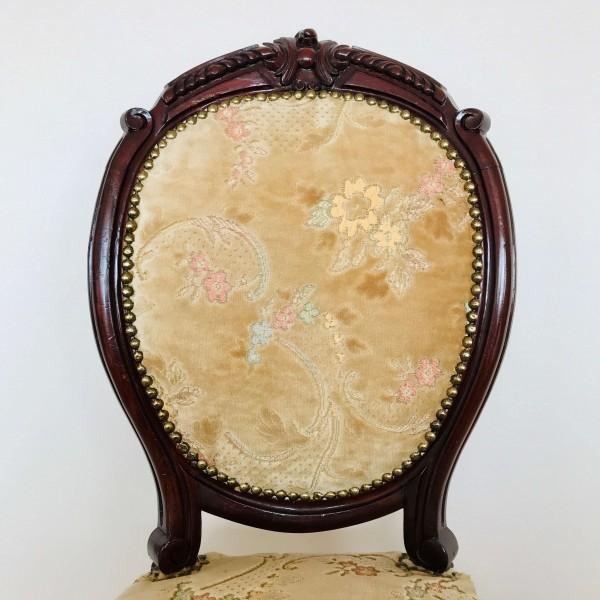 """4 бр. Трапезни столове """"Луи XV"""""""