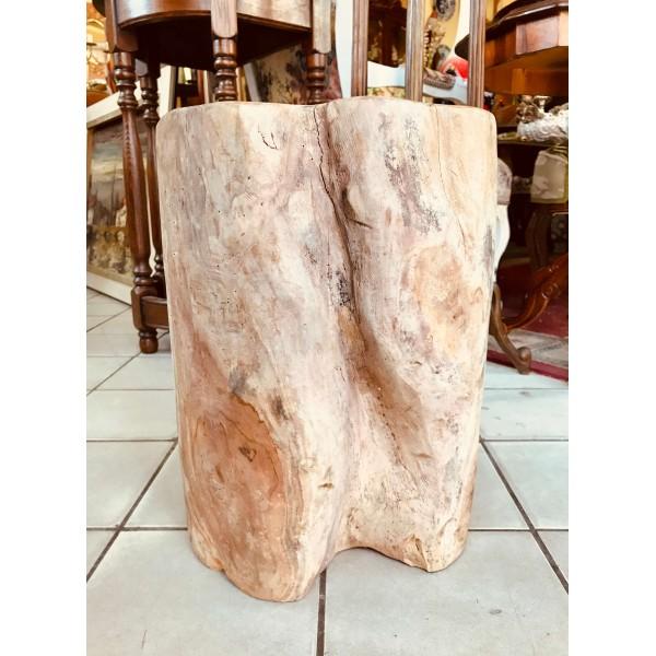Дървено трупче - Пън